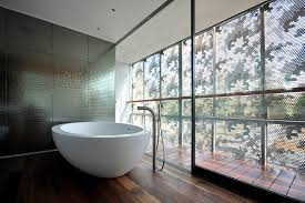 balcony wall tiles bathroom contemporary with contemporary bath