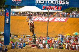 how long is a motocross race the long day of an american pro motocross fan