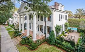 Neoclassical Style Homes Neoclassical Revival Style Home In New Orleans Louisiana Floor