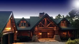classic full log homes log cabin builders custom handcrafted