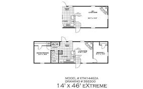 2 Bedroom Mobile Home For Sale by Xtreme Spirit 2 Bed 1 Bath Mobile Home For Sale