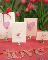 Designs Of Making Greeting Cards For Valentines Valentine U0027s Day Glittered Greeting Cards U0026 Video Martha Stewart