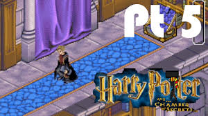 harry potter et la chambre des secrets gba let s play harry potter and the chamber of secrets gba pt 5