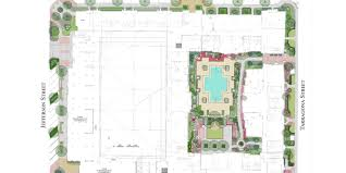 landscaping plans unveiled for southtowne apartments