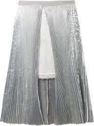 sacai luck sacai luck pleated panel skirt where to buy how to wear