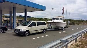 mercedes towing prijevozi pereža vučna služba tow and transport trogir