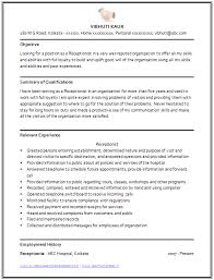 2 Page Resume Samples by Professional Curriculum Vitae Resume Template For All Job