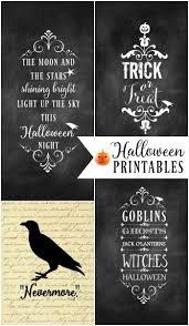 free halloween printable cards 220 best on sutton place printables images on pinterest diy wall