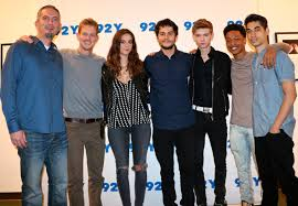 the cast of the maze runner discuss being a family what it was like