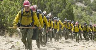 Wildfire In Arizona Kills 19 by Only The Brave U0027 Cast And The Real Life Heroes They U0027re Portraying