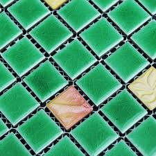 Green Tile Kitchen Backsplash by Compare Prices On Green Ceramic Tile Online Shopping Buy Low