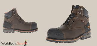 the 5 most comfortable composite toe work boots for a pleasurable
