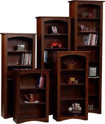 Shaker Bookcase Amish Office Furniture Amish Decor Bookcases
