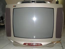 Tv Cembung Terjual Jual Tv Second Samsung 29 Inci Layar Datar Polytron 21