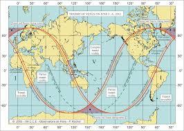 Eclipse Maps Transits