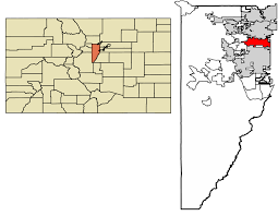 Jefferson County Tax Map Wheat Ridge Colorado Wikipedia