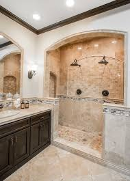 Tile Bathroom Countertop Ideas Colors Best 25 Travertine Bathroom Ideas On Pinterest River Stone