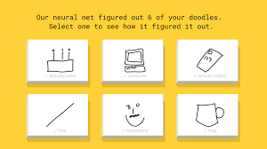 this google powered ai can identify your terrible doodles the verge