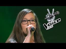 The Voice Kids Blind Auditions 2014 Maya Boulevard Of Broken Dreams The Voice Kids 2016 The