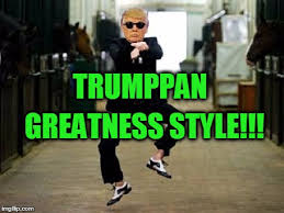 Gangnam Style Meme - trump gangnam style memes imgflip