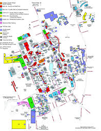 Western Washington University Campus Map by Events Umass Amherst Libraries