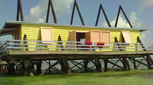 Small Beach House On Stilts Above Water House On Stilts Youtube
