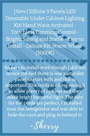 easy to install under cabinet lighting 81 best led lighting with hand wave activation images on pinterest
