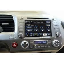 honda civic aux input 2007 oem replacement dvd 7 touchscreen gps navigation unit for honda
