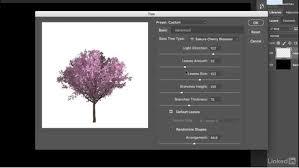 creating custom trees