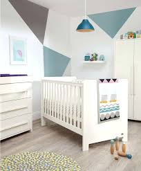 create a stylish modern nursery for your baby with the furniture