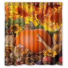 autumn leaves happy thanksgiving day pumpkin