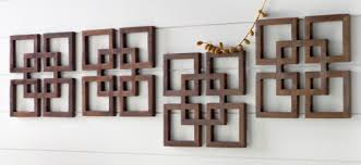 square wood wall decor decorative wooden wall idea for a home
