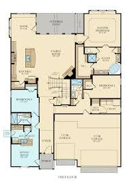 next gen floor plans concordia ii nextgen new home plan in teravista provence