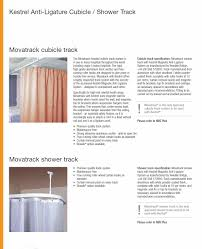 Anti Ligature Shower Curtain Cubicle Rails And Curtain Track Jordans Of Hull