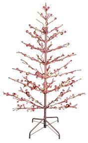 stick tree with lights lights decoration