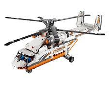 Ga Tec Baden Baden Lego 42052 Technic Schwerlasthubschrauber Fortgeschrittenes