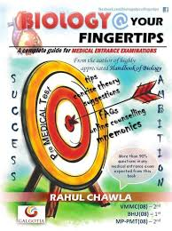 biology your fingertips a complete guide for the medical