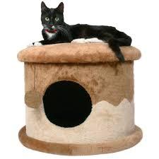 Petco Cat Beds Trixie Dreamworld Plush Cat House Petco