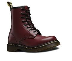 womens leather boots shopping amazon com dr marten s s 1460 8 eye patent leather boots