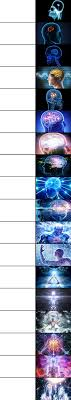 Blank Meme Templates - expanding template meme brain and template