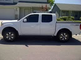 white nissan frontier white nissan frontier lifted car pictures