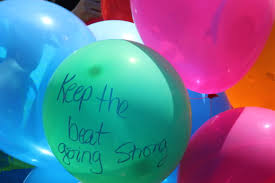 balloons for him relationships standing out