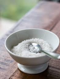 sel de cuisine fleur de sel