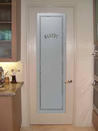 Kitchen Door Designs by Etched Glass Pantry Door Sans Soucie Art Glass