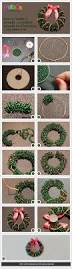 how to make a wreath a beaded wreath for christmas projects to