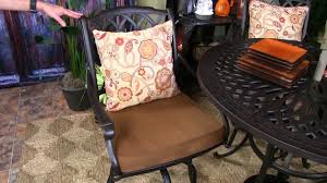 Hanamint Chateau by Hanamint Mayfair Patio Furniture Overview Youtube