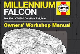 millennium falcon owner u0027s workshop manual