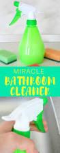 best 25 homemade bathroom cleaner ideas on pinterest vinegar