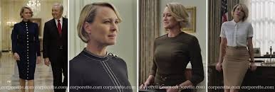 house of cards robin wright hairstyle how to get claire underwood style workwear inspo from house of cards