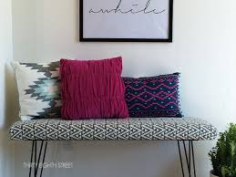 a simple and easy way to create hairpin leg furniture thirty